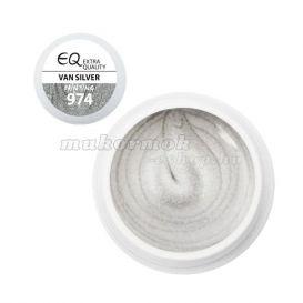 Gel pentru pictura pe unghii - Van Silver 974, 5 g