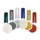 Pudră nail art - Set pudră colorată cu efect oglindă, nr.2